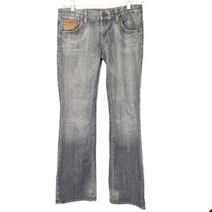 Citizens of Humanity Jeans Low Waist Boot Cut 30